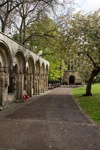 Kohima Memorial in Dean's Park