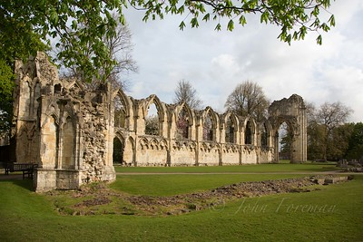 St Mary's Abbey, York
