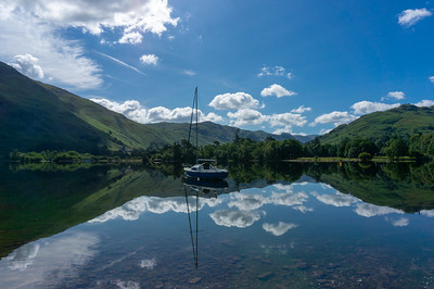Reflections on Ullswater