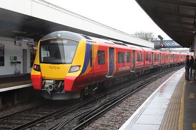 UK Passenger and Freight Train Operators