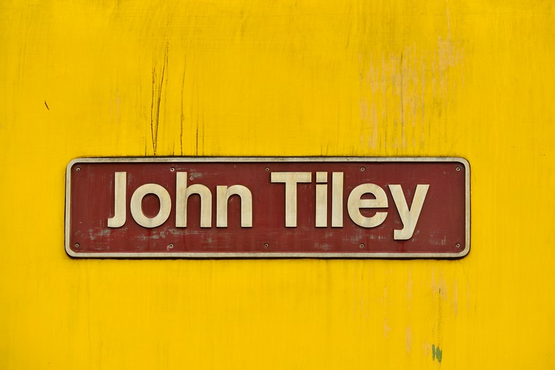 Network Rail Plate