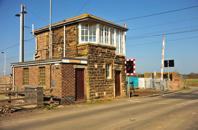 Chathill Signal Box