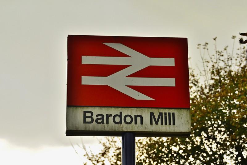 Station Sign