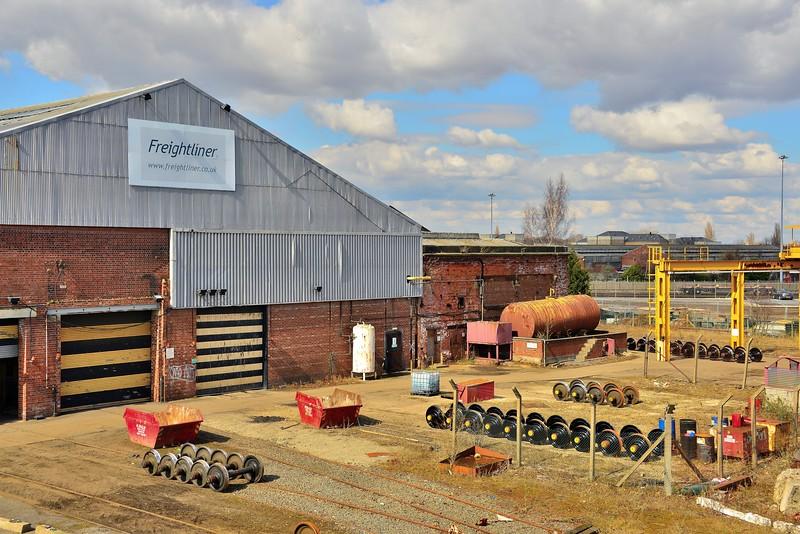 Freightliner Depot