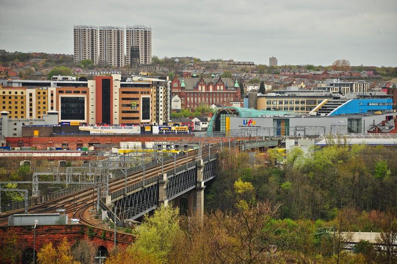 Famous Rail Bridge