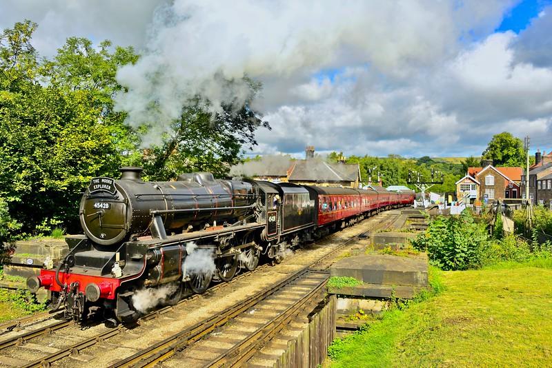 North York Moors Steam