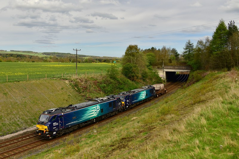Class 88's On The Flask's