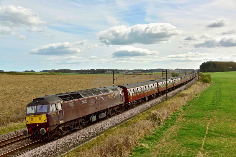 ECML Railtour