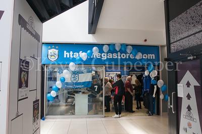 Huddersfield Town, Mega Store