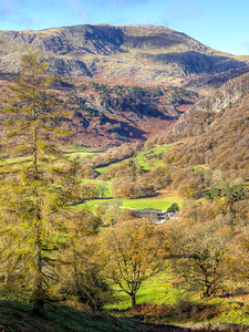 Lake District near Coniston, Cumbria