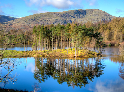 Tarn Hows, Lake District, Cumbria