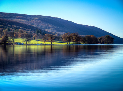 Coniston Water, Lake District, Cumbria