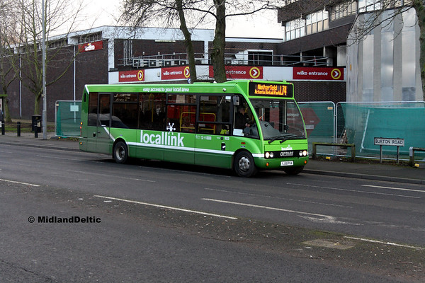 Carlton (Bus), 12-01-2018