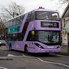 NCT 466, Carlton Hill Top Nottingham, 06-01-2020