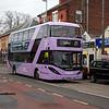 NCT 464, Carlton Hill Top Nottingham, 06-01-2020