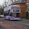 NCT 424, Carlton Hill Top Nottingham, 06-01-2020