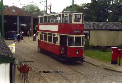London Transport 1858, Carlton Colville, 11-06-2000