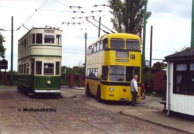 Blackpool 159, Bournemoth 286, Carlton Colville, 11-06-2000