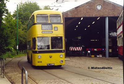 Bournemouth 286, Carlton Colville, 11-06-2000