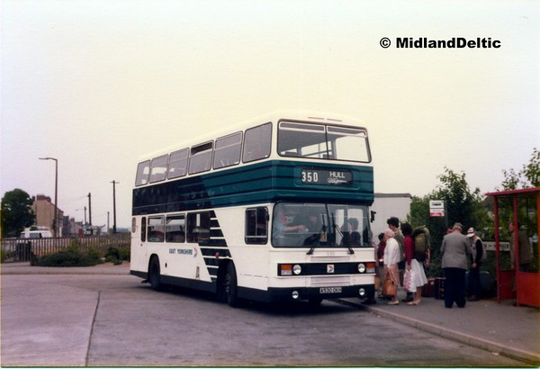 East Midlands Ranger (Bus), 09-07-1984