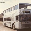 Roadcar 1970, Skegness Bus Station, 14-04-1990