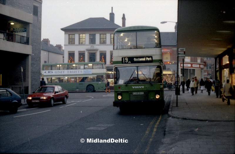 NCT 319, Trinity Square Nottingham, 12-1989