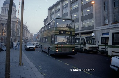 NCT Buses - December 1989