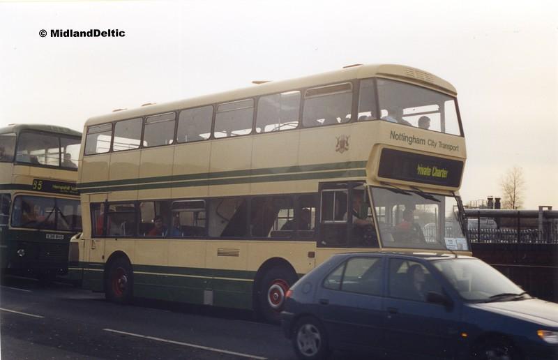 NCT 666, Radford Road Nottingham, 27-11-1999