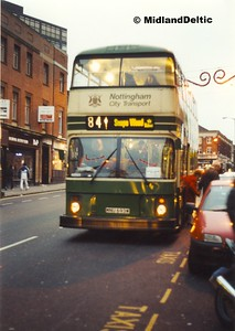 NCT 693, Friar Lane Nottingham, 27-11-1999