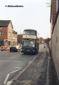 NCT 696, Radford Road, 27-11-1999