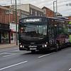 TrentBarton 706, Mansfield Road Nottingham, 08-01-2020