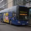 Stagecoach Megabus (Midland Red South) 55027, Station Street Nottingham, 12-01-2016