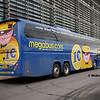Stagecoach 55027 (Megabus / Midland Red South) , Station Street Nottingham, 12-01-2016
