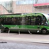 Nottingham Community Transport 964, Broad Marsh Bus Station Nottingham, 03-01-2017