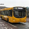 TrentBarton 772, Victoria Bus Station Nottingham, 03-01-2017