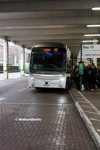 Silverdale BX16CJO, Broad Marsh Bus Station Nottingham, 03-01-2017
