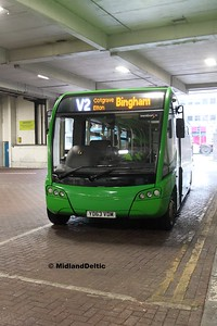 TrentBarton 502, Broad Marsh Bus Station Nottingham, 03-01-2017