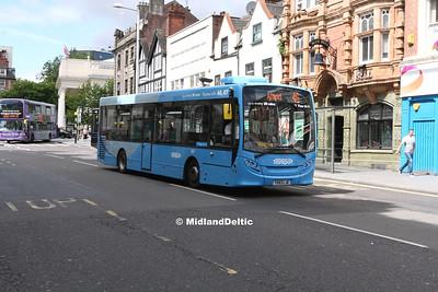NCT 387, Upper Parliament St Nottingham, 04-08-2016