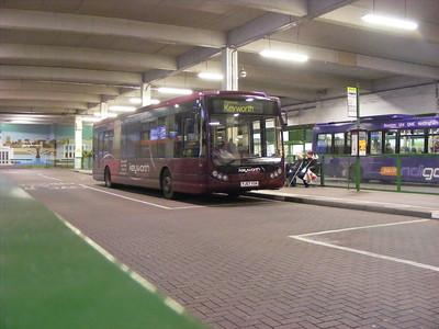 TrentBarton 316, Broad Marsh Bus Station Nottingham, 10-01-2015