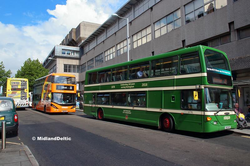 NCT 676, 448, Milton St Nottingham, 13-08-2018