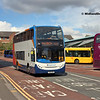 Victoria Bus Station  Stagecoach 15652, Victoria Bus Station Nottingham, 13-08-2018