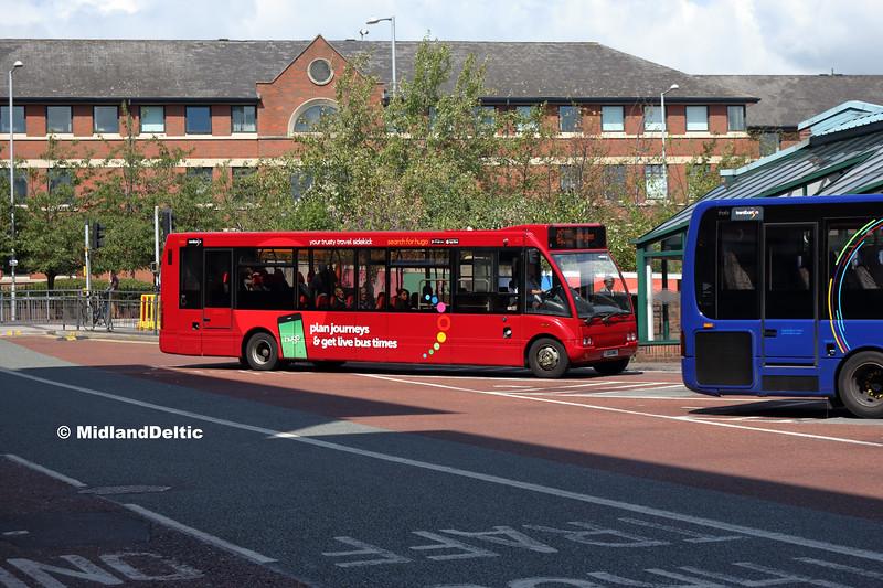 TrentBarton 477, Victoria Bus Station  Nottingham, 13-08-2018