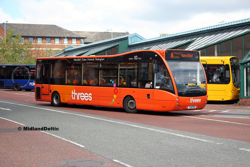 TrentBarton 814, Victoria Bus Station  Nottingham, 13-08-2018