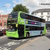 NCT 636, South Sherwood St Nottingham, 13-08-2018