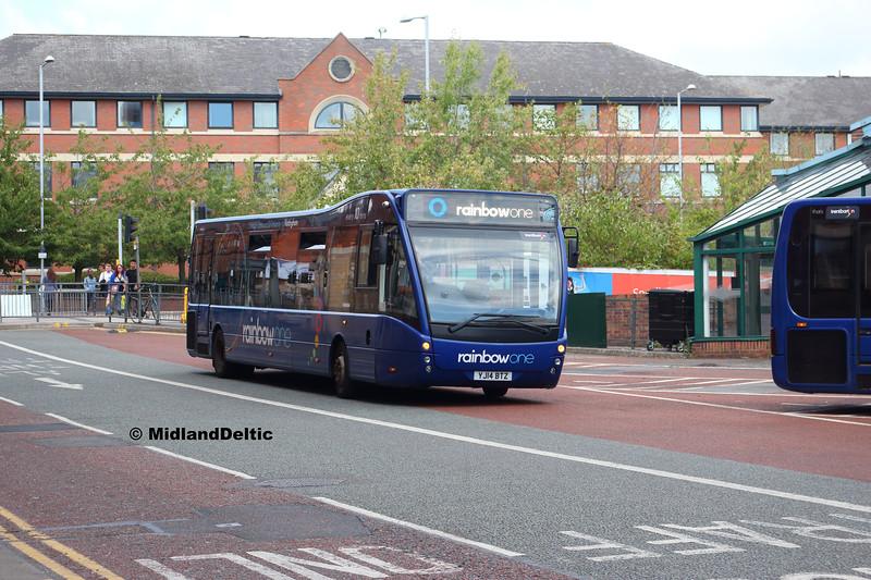 TretnBarton 843, Victoria Bus Station  Nottingham, 13-08-2018