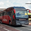 Trentbarton 81, Victoria Bus Station  Nottingham, 13-08-2018