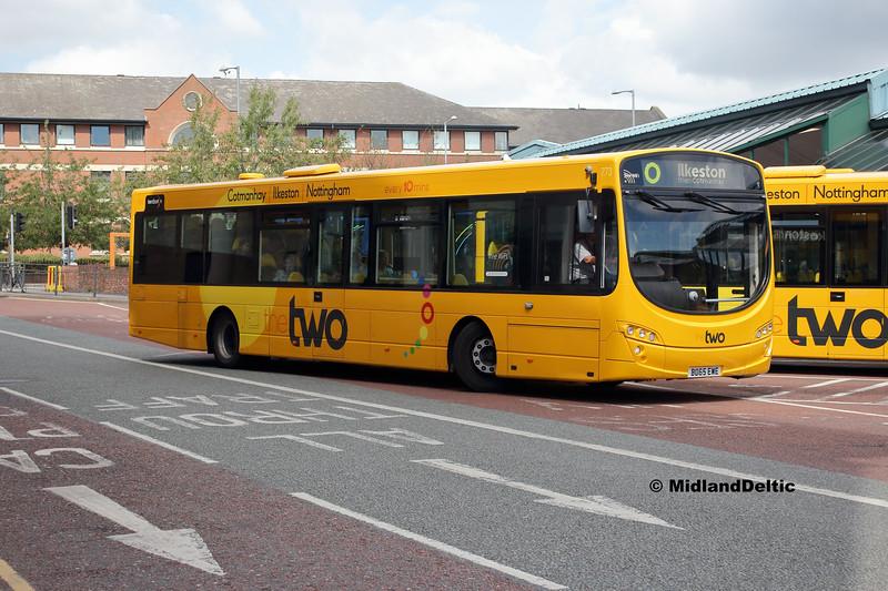 TrentBarton 773, Victoria Bus Station  Nottingham, 13-08-2018