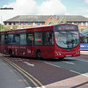 TrentBarton 615, Victoria Bus Station  Nottingham, 13-08-2018