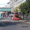 NCT 615, 608; Parliamnet St Nottingham, 19-08-2019
