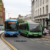Nottingham Communuty Transport 988, 955, Beastmarket Hill Nottingham, 25-07-2017